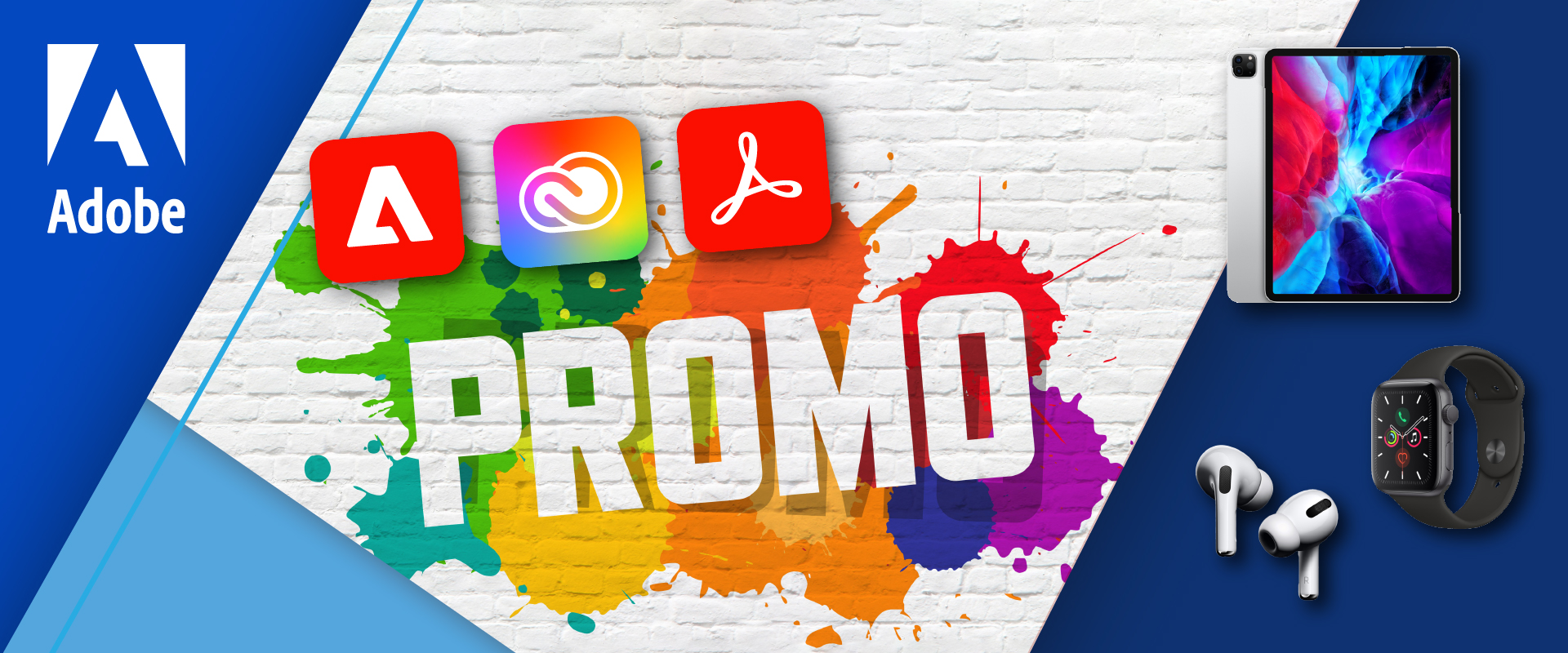 Adobe Creative Cloud End User Promotion